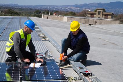 Unternehmensberatung Sonnenenergie